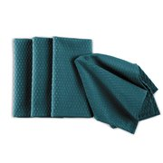 Napkins Recycled Peacock Set of 4