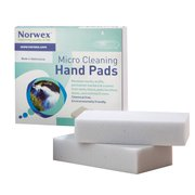 Micro Cleaning Hand Pads pack of 2